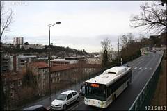 Heuliez Bus GX 327 - RTP (Régie des Transports Poitevins) / Vitalis n°603