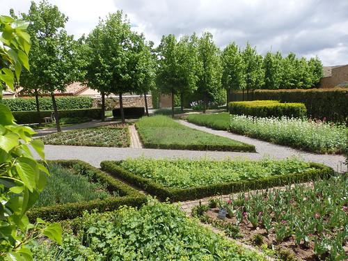 Ágreda - Jardín Renacentista Palacio de Los Castejones.