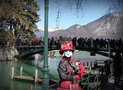 Carnaval vénitien d'Annecy (9) # Annecy # Haute-Savoie (74) .