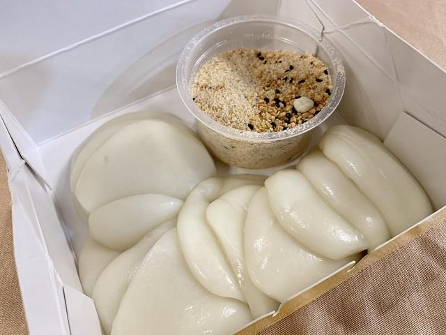 DIY片沾麻糬, 西螺麻糬大王, 冰上冰, 台北, 台灣, Taipei, Taiwan