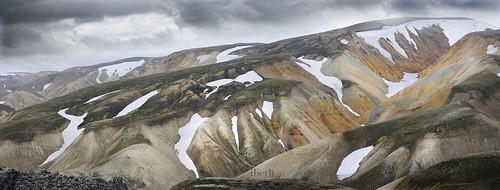 Landmanalaugar . Highland. Iceland