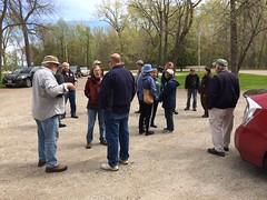 2019 Retirees Arboretum Walk - 5/21/19