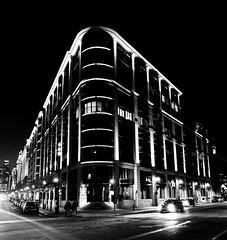 Rue de la Commune & McGill (Montreal)
