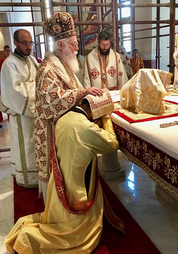 OCMC News - Fr. Stephanos Ritsi Ordained in Albania!