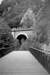 El tunel oblidat / Forgotten tunnel - Photo of Saint-Ferriol