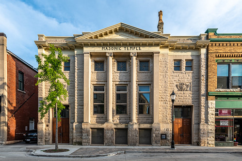 2019-161/365 Masonic Temple