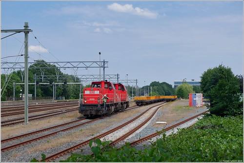 DBC 6469 + 6436, Apeldoorn