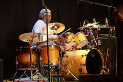 MELVIN TAYLOR (Brian T on drums)  -  blues / USA