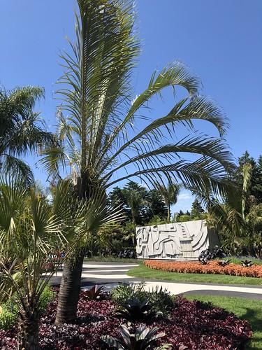 The Living Art of Roberto Burle Marx - New York Botanical Garden (exhibition)