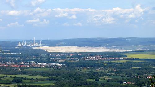 Bogatynia-Turoszów mine &  power plant
