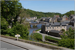 Dinan, Le vieux pont - Photo of Dinan