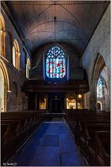 Dinan; Basilique Saint-Sauveur - Photo of Dinan