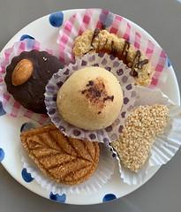 'Cadeaux de parents d'élèves', a l'occasion de la fin du ramadan, Morsang-sur-Orge France)