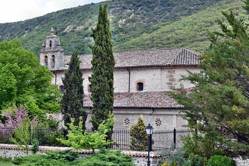 Monasterio de San Juan Bautista (Valfermoso de las Monjas)