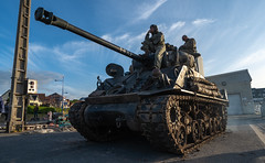 M4 Fury Tank - Photo of Vouilly