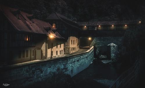 Porte du Gottéron