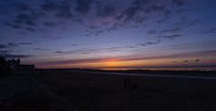 Normandy Sunset - Photo of Vouilly