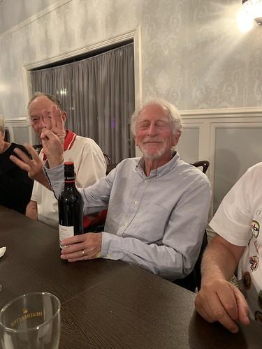 Vin 3rd F1B VIC with Roy Winner F1B VIC