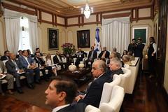 VIDEO: Presidente Danilo Medina da seguimiento a avances Ciudad Juan Bosch. Se reúne con desarrolladores