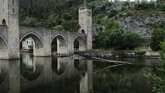 Pont Valentré Cahors - Photo of Cahors