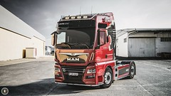 Render - MAN TGX XXL 18.640 D38 LION PRO Edition By AB3DSM & Alang7™