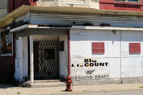 Former Big Discount, Milwaukee