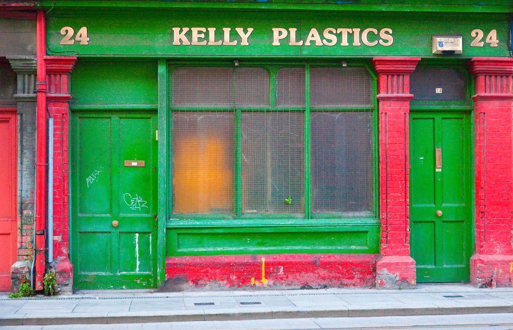 KELLY PLASTICS 24 BENBURB STREET [PHOTOGRAPHED 21 DECEMBER 2009]-153007