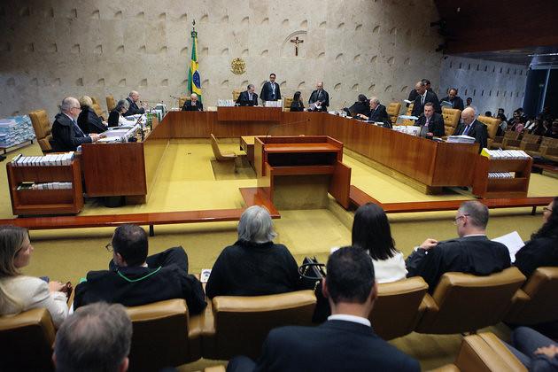 Pedido de liberdade de Lula foi incluído na pauta do Supremo - Créditos: Divulgação/STF
