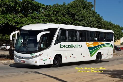 BRASILEIRO-BA 5905 - NANUQUE x TEIXEIRA DE FREITAS