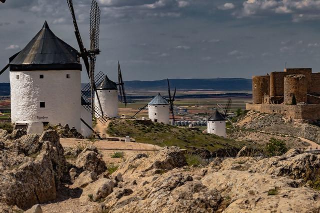 The Mills of Consuegra ......, Los Molinos de Consuegra.......