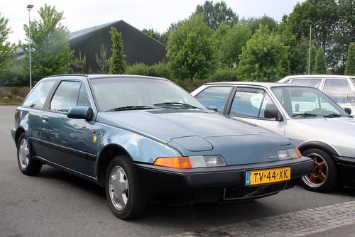 1989 Volvo 480 ES