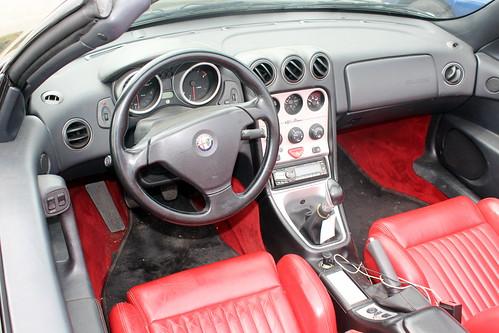 1999 Alfa Romeo Spider S 2800