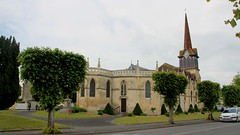 Cabourg - Eglise - Photo of Auberville