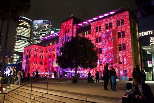 Val in Sydney