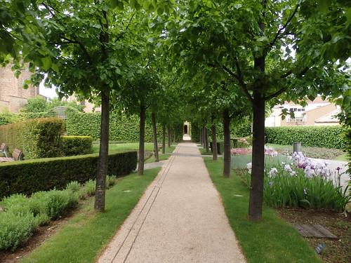 Ágreda - Jardín Renacentista Palacio de Los Castejones