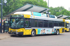 DART Bus in Dallas TX 29.4.2019 0395