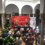 Présentation du 31e Festival International Arte Flamenco à l'Institut Andalou du flamenco de Séville