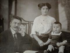 aus dem Fotoalbum meiner Urgroßeltern