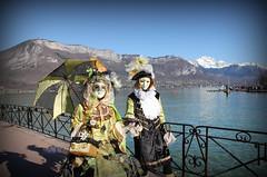 Carnaval vénitien d'Annecy (10) # Annecy # Haute-Savoie (74) .