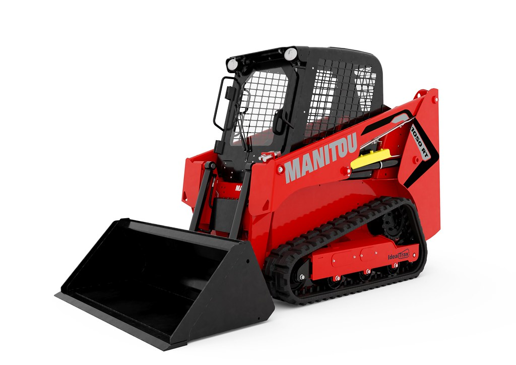 New, 2020, Manitou, 1050 RT, Loaders