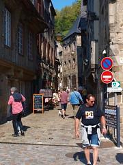 Rue Du Petit Fort (Dinan - Bretaña) - Photo of Dinan