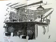 Au Café Latté