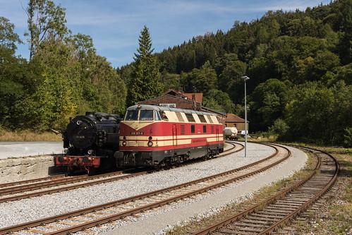 CLR 228 321 + 95 6676 | Rübeland