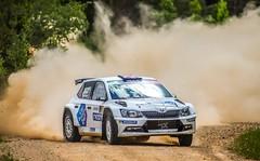 2019 ERC Rally Liepaja
