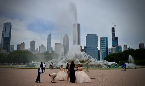 Quinceanera - Buckingham Fountain Chicago IL