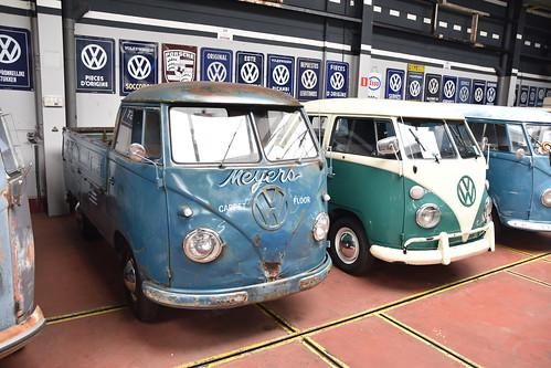 VW T1 Singlecab