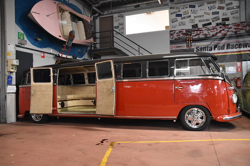 VW T1 Limo-bus