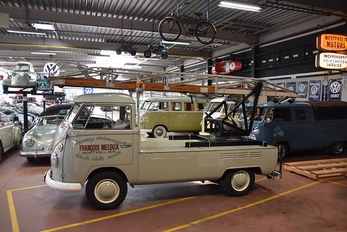 VW T1 ladderwagen