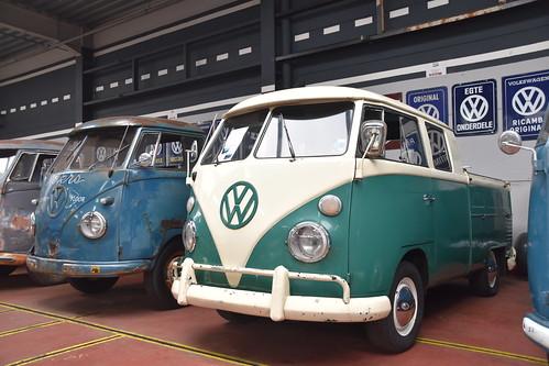 VW T1 Crewcab / doka