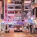 Night at Causeway Bay, Hong Kong